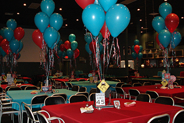 Book your Party or Event at Whirlyball Michigan