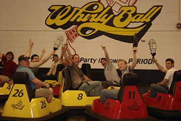 Whirlyball Michigan Photo Gallery