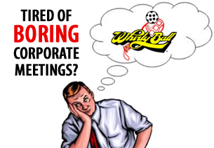 Whirlyball Corporate Events